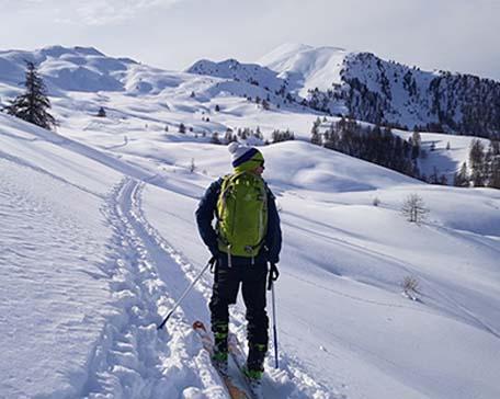 Ubaye Ski Rando – Jausiers –  0 km