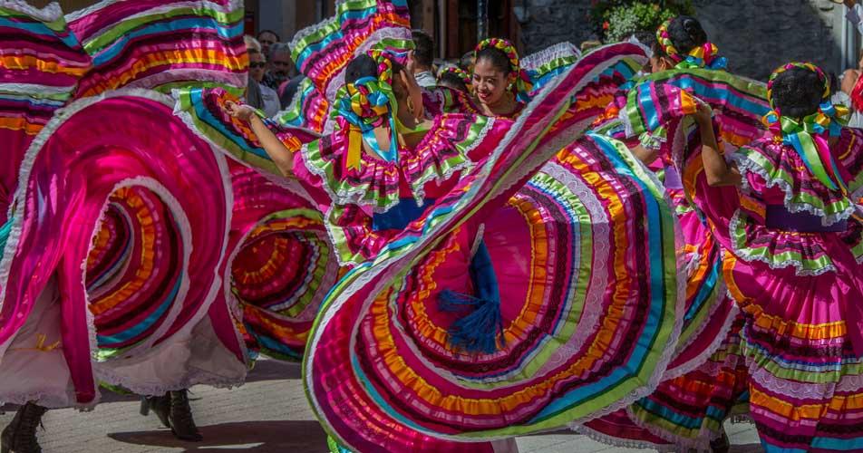 Les fêtes Latino-Mexicaines – Barcelonnette –  km